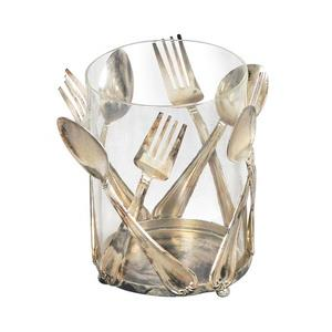 Decorative Utensil Holder