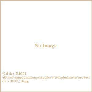 "Jewel Edged - 16"" Mirror"