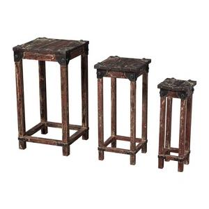 """8"""" Stacking Table - Set of 3"""
