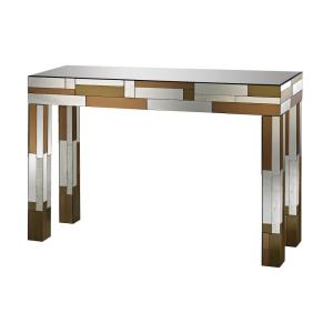 "Geometric - 48"" Console Table"