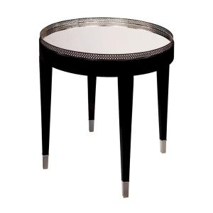 "Black Tie - 26"" Accent Table"