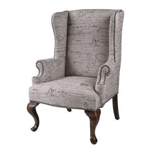 """Marianne - 46"""" Wing Chair"""