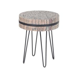 """Nutela - 21.6"""" Accent Table"""
