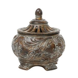 Fortress - Decorative Lidded Bowl