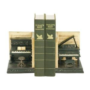 "9"" Pair Dueling Piano Bookend"