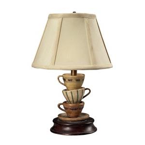 Accent Lamp - One Light Accent Lamp