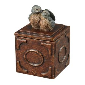 "Nesting Birds - 7"" Box"