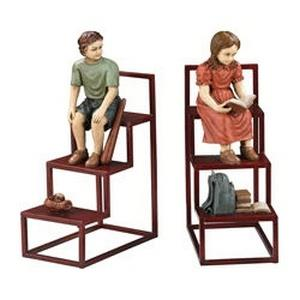 9 Inch Timeout Bookend