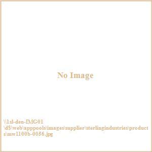 "Edison - 38"" Rectangular Mirror"