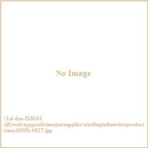 "Beacon Street - 40"" Rectangular Mirror"