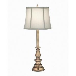 One Light Buffet Lamp