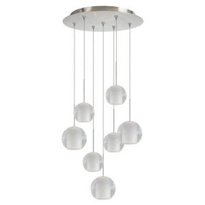 Gracie - 20 Inch 21W 7 LED Chandelier