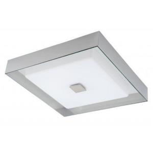 "Plaza - 16"" 24W 1 LED Square Flush Mount"