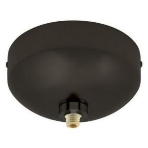 "Accessory - 4.5"" Low Voltage Monopoint Round Canopy for LED Fixture"
