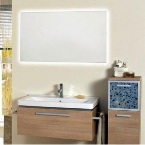 48 Inch 40W LED Rectangular Mirror