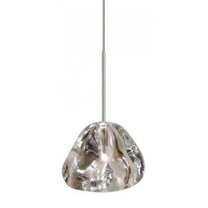Blob II - 4 Inch 2W 1 LED Pendant with Monopoint Canopy