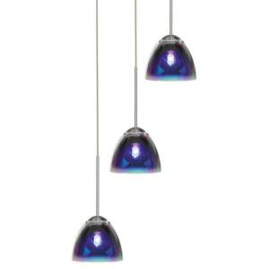 Spectra - 3.25 Inch 2W 1 LED Monopoint Mini Pendant