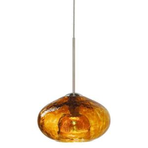 Rocker - 5 Inch 6W 1 LED Monopoint Mini Pendant