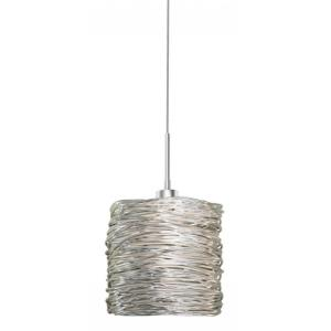 Coil - One Light Short GY6.35 Xenon Monopoint Pendant