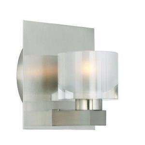 Elise - 5 Inch 3W 1 LED Cylindrical Wall Sconce