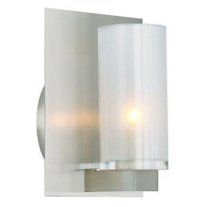 5 Inch 3W 1 LED Cylindrical Wall Sconce