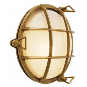 Tortuga - One Light 60W Round Outdoor Wall Sconce