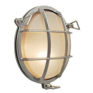 "Tortuga - 8.5"" 13W 1 LED Round Outdoor Wall Sconce"