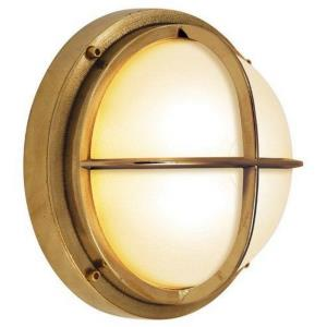 "Bari Guard - 9.5"" 13W 1 LED Outdoor Wall Sconce"