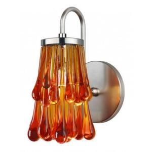 Droplets - One Light Wall Sconce