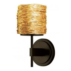 Coil - One Light Short Wall Sconce