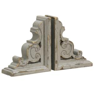8.75 Inch Book End (Set of 2)