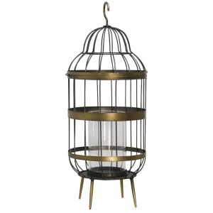 """Caged Flame - 25"""" Candle Cage"""