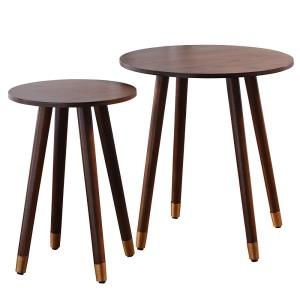 Roxie Rose - 24.5 Inch Side Tables (Set of 2)