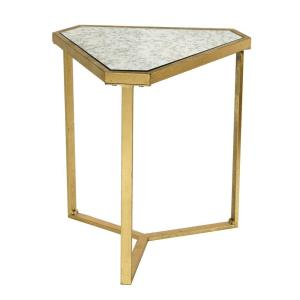 "Roxie Rose - 19"" Triangle Side Table"