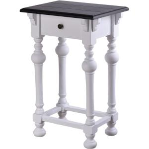 Church St. - 18 Inch Single Drawer End Table