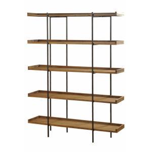 Bryan Keith - 15 Inch 5-Shelf Bookcase