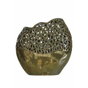 "Lacework - 11.8"" Vase"