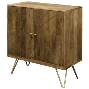 Sebastian - 34 Inch Two Door Cabinet