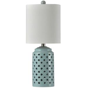 Beacon - One Light Open Work Table Lamp