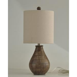"21.3"" One Light Table Lamp"