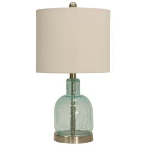 20 Inch One Light Table Lamp