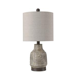 Maze - One Light Table Lamp