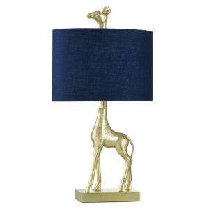 Golden Giraffe - One Light Table Lamp