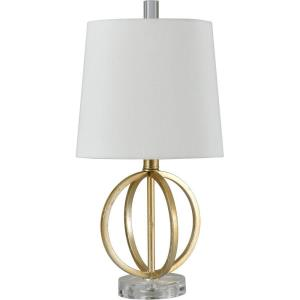 Golden Flora - One Light Table Lamp