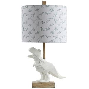 One Light Dinosaur Table Lamp