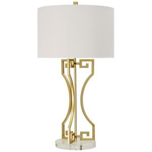 Golden Greek - One Light Table Lamp