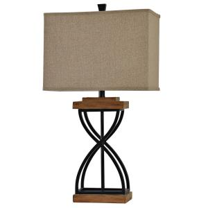 31 Inch One Light Table Lamp