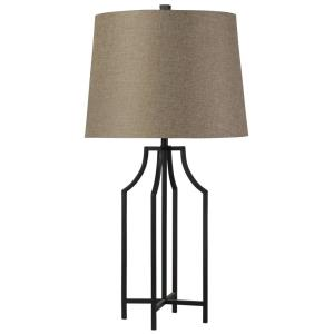 Bronzewood - 1 Light Table Lamp