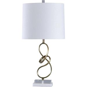 Rosa Gold - One Light Table Lamp