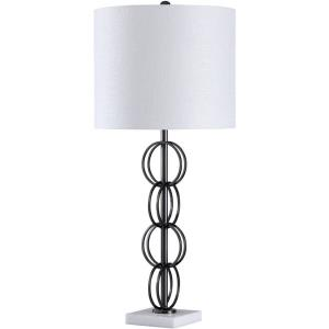 Calacatte - One Light Table Lamp